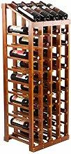 Plaid Wine Rack - Freistehendes Weinregal -