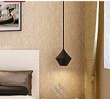Plain Tapete/Vliestapete/einfache Tapete/Wohnzimmer Schlafzimmer Tapeten/TV Kulisse Tapete-D