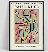 Plakat, Kunstdruck, Berner Kunstmuseum, moderner