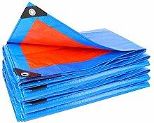 Plane Blau Verdicken Sie PET LKW-regendichte Tuch