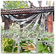 Plane MYAN Transparent, LKW Abdeckplane Pavillon