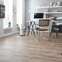 planeo Objekt Plus - Smoky Oak Gold Klick-Vinyl -
