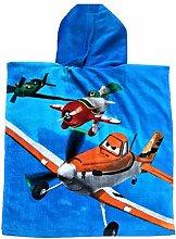 Planes Fire & Rescue Poncho-Handtuch mit Kapuze,