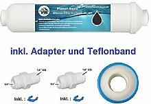 Planet-Aqua SBS Kühlschrank Aktivkohle