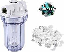 Planet-Aqua Wasserfilter 5 Zoll 1/2 Zoll Gewinde