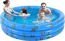 Planschbecken Aufblasbarer Pool Baby aufblasbare