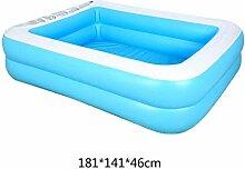 Planschbecken – Aufblasbarer Pool für den
