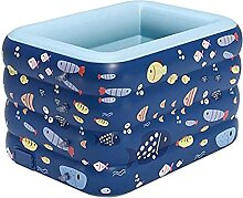 Planschbecken, aufblasbares Schwimmbad für
