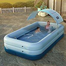 Planschbecken Baby Aufblasbares Schwimmbad,