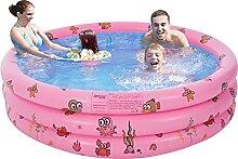 Planschbecken Für Kinder Aufblasbarer Pool für