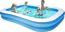 Planschbecken für Kinder Aufblasbarer Pool,