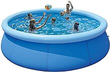 Planschbecken rund aufblasbarer Pool für Kinder