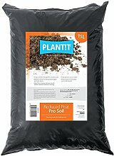 Plant. T reduziert Torf Pro Boden–15L Tasche