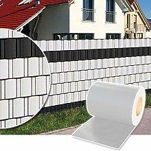 Plantiflex Sichtschutz Rolle 35m Blickdicht PVC