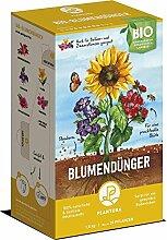 Plantura Bio Blumendünger mit 3 Monaten