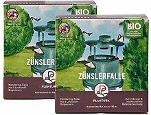 Plantura Zünslerfalle, 2er-Set, insektizidfreie