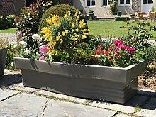 Plast'Up Blumenkasten Rotomoulage R&C mit