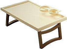 Plastia Serviertisch Betttisch Bett Tisch für