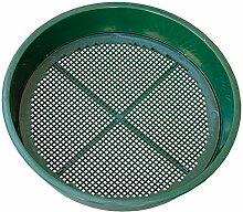 Plastia Wurmsieb - Erdsieb (4 + 6 mm), grün -