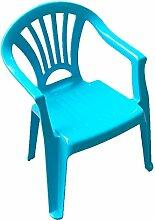 Plastic Forte Kinderstuhl aus Kunststoff