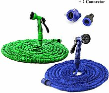 PLASTIC PNX Expandable Garden Water Hose25FT 50FT