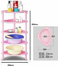 plastik - küche regal, plastik regal, stock - storage rack, storage rack, bad, haushalts - regal,einfarbig gelb