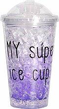 Plastikzerkleinerte Eisschale Gradual Colour