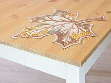 Plauener Spitze - Deckchen Motiv B 35cm  - in