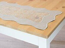 Plauener Spitze - Deckchen Rechteckig B 25cm * L