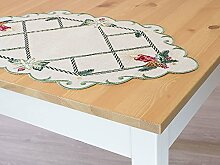 Plauener Spitze - Deckchen Sonstige B 30cm * L