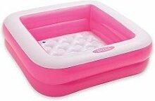 Play Box Pool 85 x 85 cm Höhe 23 cm aufblasbarer