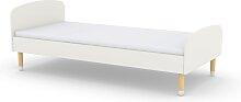 Play - Kinderbett  200 cm - Weiß