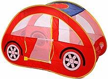play tent Pop-up-Zelt Kinderspielzelt Autozelt