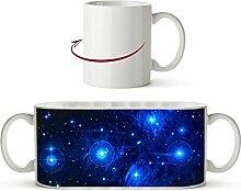 Plejaden Sternenhaufen Effekt: Zeichnung als