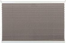 PLISSEE halbtransparent 80/210 cm