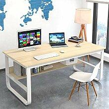 PLLP Computertisch, Computertisch Mit Stuhl,