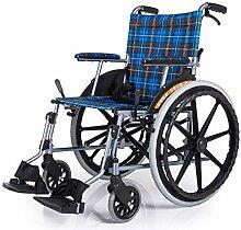 PLLP Tragbare Rollstühle 14Kg Klapprollstühle