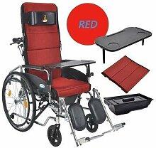PLLP Tragbarer Medizinischer Stuhl Mit 180 °