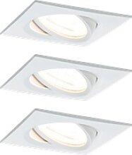 PLM 93490 - Einbaustrahler LED Nova 3 x 6,5 W,
