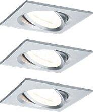 PLM 93492 - Einbaustrahler LED Nova 3 x 6,5 W,