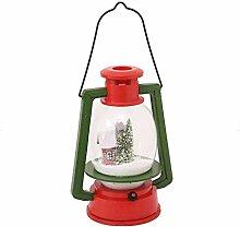 PLNXDM Weihnachtslaterne/Lampenpendel -LED