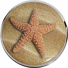 Plopp Waschbeckenstöpsel Seestern / Starfish,