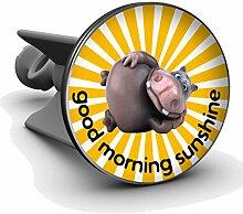 Plopp Waschbeckenstöpsel Good Morning Sunshine,