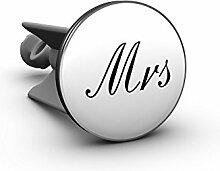 Plopp Waschbeckenstöpsel - Mrs