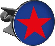 Plopp Waschbeckenstöpsel Star, Stöpsel, Excenter