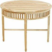 Gartentisch Rund Holz Gunstig Online Kaufen Lionshome