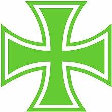 plot4u Aufkleber Eisernes Kreuz Motiv in 11