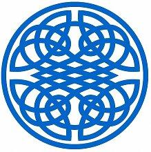 plot4u Aufkleber Keltischer Kreis Knoten