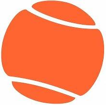 plot4u Autoaufkleber Tennisball Aufkleber in 7