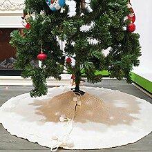 Plouu Neu Weihnachtsbaum Rock Strickwolle Baum